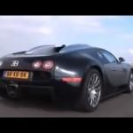 Bugatti Veyron vs BMW M3 【ブガッティ・BMW】