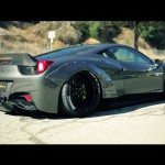Liberty Walk LB Ferrari 458 & GTR Widebody INSANE SOUND FLY BYS! 【リバティウォーク・フェラーリ】