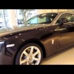 ロールスロイス レイス Rolls-Royce Wraith