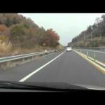 【車載】Nov.2011 常磐自動車道 いわきJCT→広野IC X8 speed