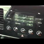 新型 MRワゴン タッチパネルオーディオ の操作感