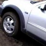 Subaru Legacy Outback vs Volvo V70 Cross Country 【スバル・ボルボ】