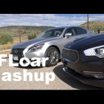 2015 KIA K900 vs Lexus LS 460 Matchup Review: And the Ultimate Asian Luxury car Is… 【起亜・レクサス】