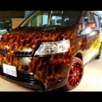 カスタムカー/セレナでカスタムペイント・全塗装・作業動画