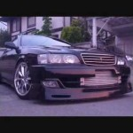 【PV】JZX100チェイサーをイケメンにする方法(笑) JZX100 CHASER ALL PAINT