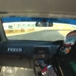 シビックタイプR FD2 筑波サーキット59秒台 オンボード タイムアタック