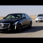 2014 Cadillac CTS Vsport vs 2013 Lexus GS350 F Sport! – Head 2 Head Ep. 45 【キャデラック・レクサス】