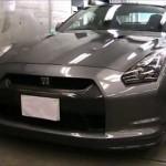 Nissan GT-R (R35) ホイールのキズの板金塗装修理.静岡県のお客様|荒川区の和光自動車