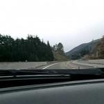 ロードスターでドライブ 、白鳥~大野間、中部循環自動車道無料区間