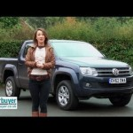 Volkswagen Amarok pick-up review – CarBuyer 【フォルクスワーゲン】