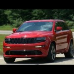 First Drive: 2015 Jeep Grand Cherokee SRT 【ジープ】
