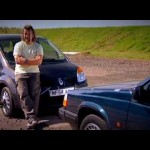 Fifth Gear – Renault Modus vs Volvo 940 crash test 【ルノー・ボルボ】