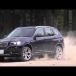 フォードエクスプローラー vs. BMW X3 / FORD EXPLORER vs. BMW X3