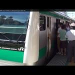 【混雑】朝ラッシュの埼京線板橋駅 Tokyo JR Saikyo Line Morning Rush Hour Itabashi Sta.