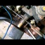 carburetor adjustment Daihatsu Hijet S83p Japanese minitruck 【ダイハツ】