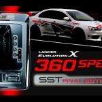 三菱 ランサーエボリューションX[CZ4A] モンスタースポーツ コンプリートカー 360SPEC [MONSTER SPORT LANCER EVO 10 360spec]