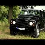 2014 Landrover Defender 110 Station Wagon – Fahrbericht der Probefahrt  Test   Review (German) 【ランドローバー】
