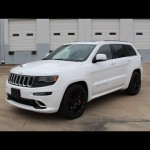 2015 Jeep Grand Cherokee SRT – Review in Detail, Start up, Exhaust Sound, and Test Drive 【ジープ】