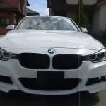 馬目宏樹がBMW320d Mスポーツを平成26年7月30日に納車しました ドイツ車ディーゼル BMW320d Mスポーツ中古車