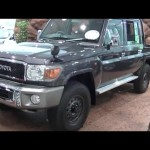 ランクル70 新車 モデリスタバージョン ピックアップ 撮影 展示車両 トラック 再販 購入検討の方へ