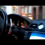 マセラティ グラントゥーリズモ Sで街中をドライブ!もの凄い加速力&爆音エキゾースト音!