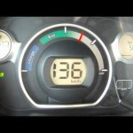 Mitsubishi IMiEv (Electric Car) 0-100 km/h in 10 sek. TopSpeed 136 km/h 【三菱】