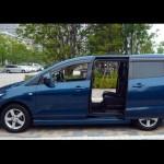 マツダ・プレマシー:バイト君が解説カラクリシートやサードシート! Mazda Premacy Interior