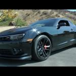 2014シボレーカマロ 2014 Camaro SS 1LE Test Drive 試乗インプレション動画 スティーブ的視点 From Steve's Point of View