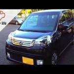 Honda Life DIVA 試乗 K class car Test Drive