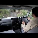 ランドクルーザー70シリーズ 試乗インプレッション