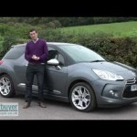Citroen DS3 hatchback review – CarBuyer 【シトロエン】