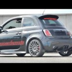 Fiat 500 Abarth Stradale 300HP by Romeo Ferraris (Nouvelles Photos)【フィアット】