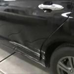 HONDA ODYSSEY (RB3) の板金塗装修理. 埼玉県からのご依頼.|荒川区の和光自動車