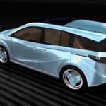 マツダ新型プレマシー( 鼓動デザインコンセプト)。 Next New Mazda Premacy consept