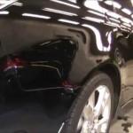Acura TL (UA9) 左ハンドル車の板金塗装修理.神奈川県のお客様|荒川区の和光自動車