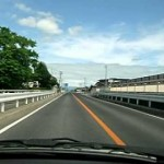 道の駅にしかわより西川I.Cまで【山形県】2011-7-23