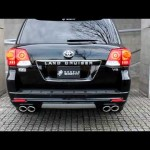 TOYOTA 2012 NEW LAND CRUISER 200 (ランクル200) DOUBLE EIGHT