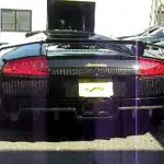 ランボルギーニ ムルシエラゴ ロードスター J-WOLF スペシャルサウンド エキゾースト スーパーキャタ付