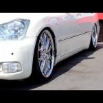エアサス ゼロクラウン(GRS180)動画!スイッチひとつで車高短に! AIR SUSPENSION CUSTOM