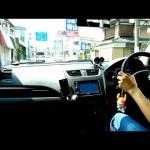 【スイフトスポーツ(ZC32S)】MT車 運転