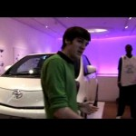 Toyota iQ – iMOTOR with basketball team! 【トヨタ】