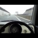 スズキ・ラパン:東名高速を限界走行で試乗!Suzuki LAPIN on Tomei Expressway