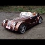 2014 Morgan Plus 8 Review 【モーガン】