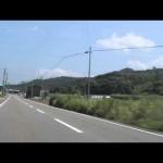 レーダーパトカー ステレス式スピード取締りの瞬間(岩手県久慈市)