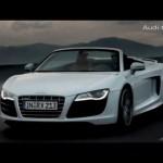 Audi R8 V10 Spyder Promo 【アウディ】