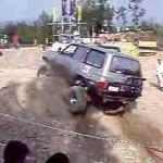 ランクル80 山を越えろ 沖縄発 Toyota Land Cruiser 80 Series