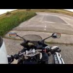 バイク練習場  自動車学校跡地(路面コンディション悪いよ)