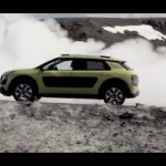 Out of this world Citroen C4 Cactus in Iceland – TopGear iPad Magazine 【シトロエン】