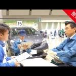 【整備】2013年第19回全日本自動車整備技能競技大会、5位入賞(愛知)!
