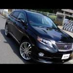 LEXUS RX450h Lowenhart wheels&Exhaust kits – Pro by SKIPPER 【レクサス】